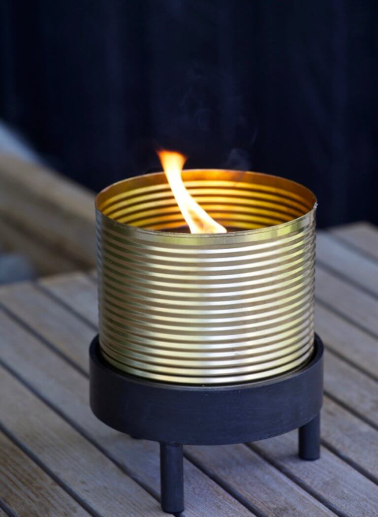 Table-Top Candle Stand
