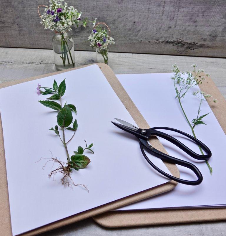 Flower Press - Large