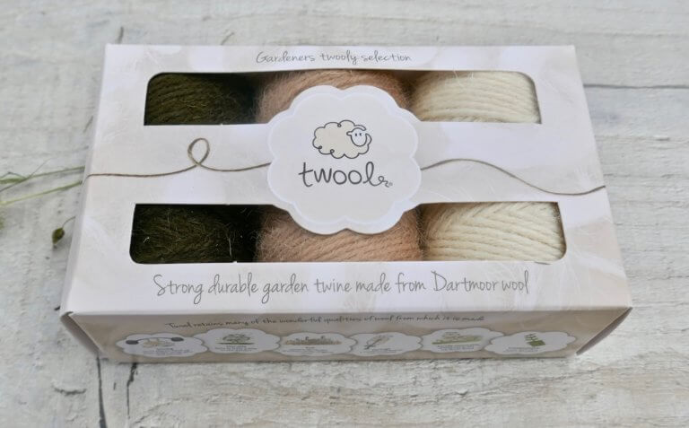 Wool Garden Twine - Sustainable & Environmentally Friendly