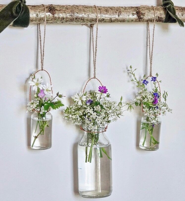 Bottle Hanging Flower Kit