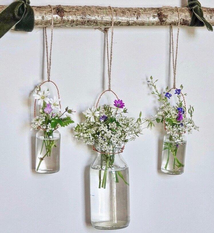 Bottle Hanging Flower Kit