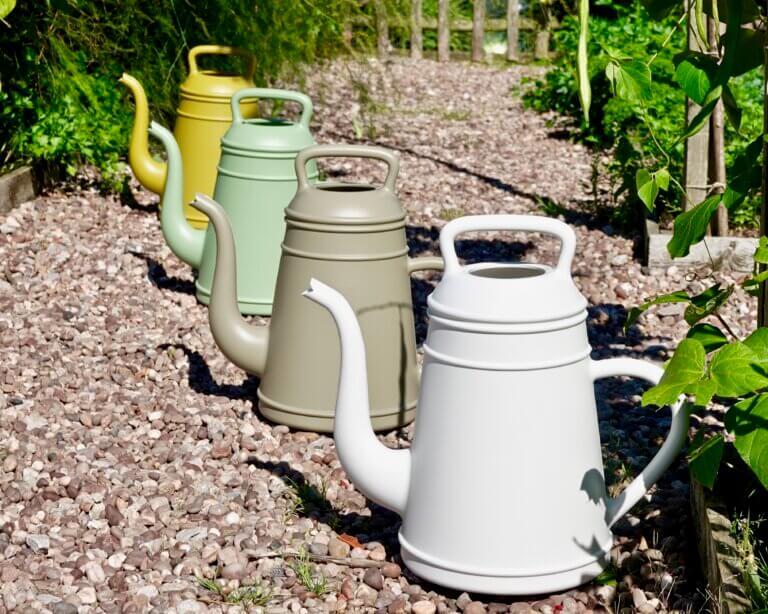 Coffee Pot Watering Can - Small