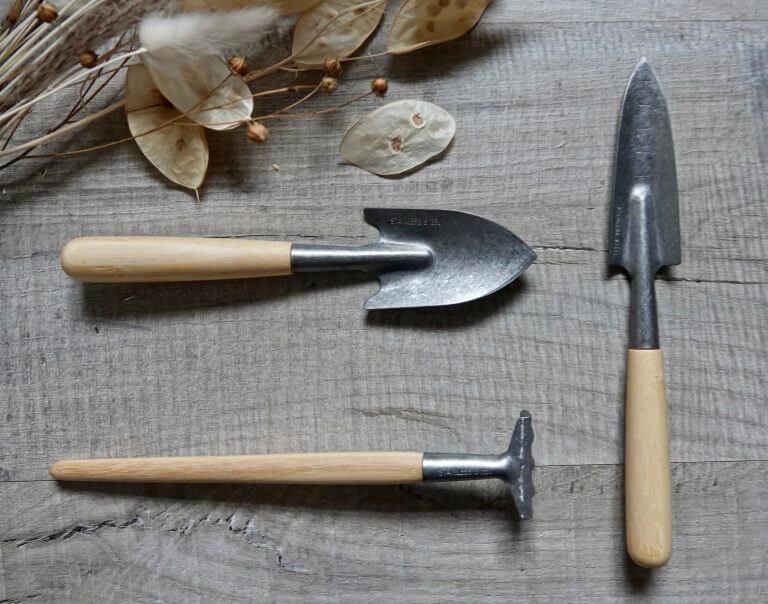 Mini Garden Tool Set - Handy Small Hand Tools for Pot Plants